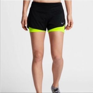 Nike • Flex 2 in 1 Running Short